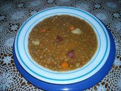 My Cuban Traumas: Potaje de Lentejas para la Buena Suerte - Lentil Soup for Good Luck