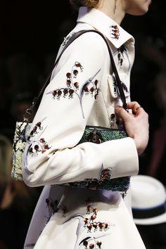 Embellishment: Christian Dior
