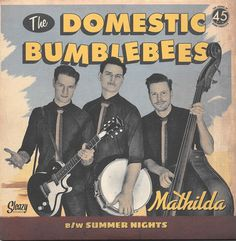 The+Domestic+Bumblebees
