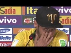 Neymar Crying: 'I DON'T Want To Play For Manchester United!'*