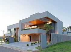 45 luxury modern house exterior design ideas – My Ideas Villa Design, Modern House Design, House Contemporary, Architecture Magazines, Modern Architecture, Amazing Architecture, Architecture Layout, Chinese Architecture, Building Design