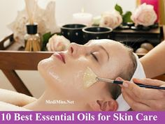 10 Best Essential Oils for Skin Care