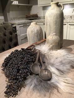 Aankleding Middelkoop keukens Culemborg in landelijke stijl. Verliefd ...