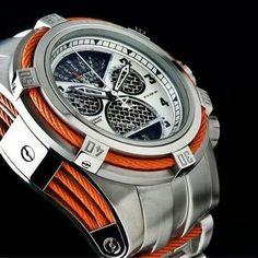 Invicta 16315 Zeus Bolt Swiss Made Chronograph #watchesformen #swissmade