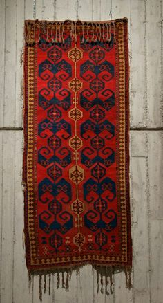 nomads kirgiz rug--- Uzbek textiles on show in Calgary, Alberta until January 2014