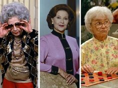 Which Classic TV Grandma Will You Be Like? Yetta (The Nanny)