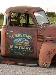 Tombstone Mortuary - runner