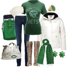 New York Jets Game Day