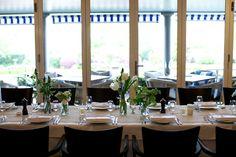 Main dining room at Bells