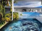 fundo piscina 3d - Pesquisa Google