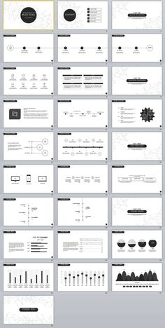 click picture for Presentation Board Design, Corporate Presentation, Powerpoint Design Templates, Keynote Template, Powerpoint Free, Layout Design, Web Design, Low Poly, Software