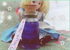 [DIY] Poção ''Drink Me'' de Alice no País das Maravilhas | Sweet Magic