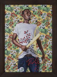 FRANCE | Kehinde Wiley Studio