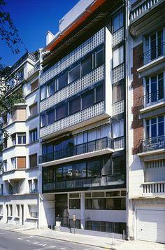 Fondation Le Corbusier - Appartement-Atelier - Visits of studio-apartment Le Corbusier