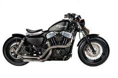 "Studio Shots of the ""J-Z Sportster""! Hd Sportster, Custom Sportster, Custom Choppers, Custom Harleys, Custom Bikes, Bobber Motorcycle, Bobber Chopper, Motos Harley Davidson, Harley Davison"