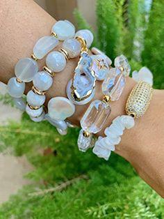 Handmade 23 Ct PRINCESS CUT SAPHIR BLEU Zircon Tennis Bracelet Femmes Bijoux