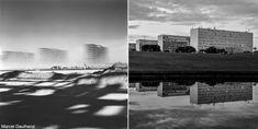 Cuanto cambió Brasilia en 56 años, según los fotógrafos Marcel Gautherot y…