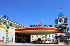 R.D. Olson Construction Completes First LEGOLAND® Hotel in North America