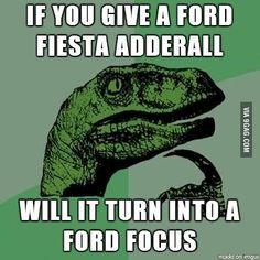 Ford Fiesta...