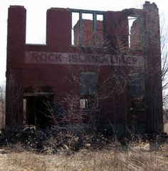 The Rock Island Lines WERE a mighty fine road.