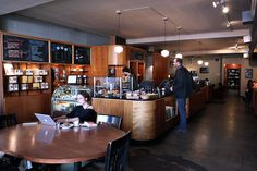 Victrola Coffee in Seattle