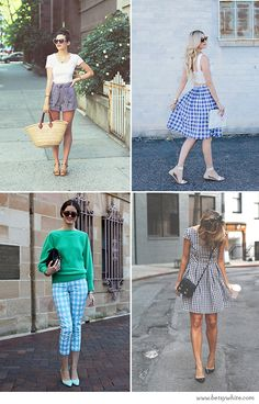 Gorgeous in Gingham
