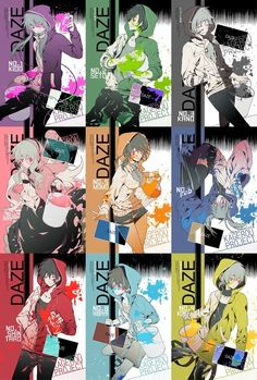daze | Kagerou Project