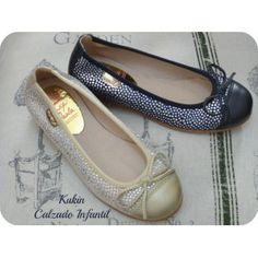 Zapatos niña  Calzado infantil, bailarinas, francesitas...