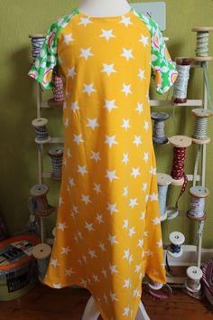 Kleid *Nachtblume* Gr. 152