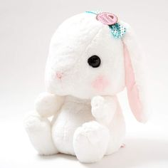 Pote Usa Loppy Sugar Rabbit Plush Collection (Big) 3