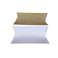 Printing High Quality New Style Custom Packing Paper Pillow Boxes