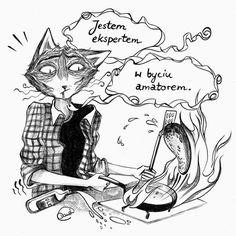 Opowiem Ci bajkę jak kot palił fajkę: Mało czasu.