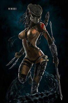 Aliens vs predator nude people pics 360