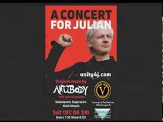 2018 Dec 8: A Concert For Julian at The Red Lion Inn, Victoria, BC