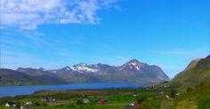Globo Repórter mostra a natureza surpreendente da Noruega