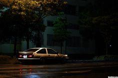 R-AUTO TOKYO Picture Folder, Ae86, Night Life, Old School, Toyota 86, Japan, Model Car, Cars, Autos