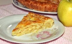 Crostata di mele irlandese - Fidelity Cucina Sweet Life, Apple Pie, Macaroni And Cheese, French Toast, Cooking Recipes, Breakfast, Ethnic Recipes, Desserts, Food