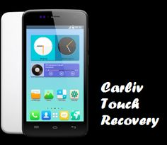 Guide: Carliv Touch Custom Recovery For MyPhone Ocean Lite | AndroidHow