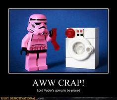 AWW CRAP!