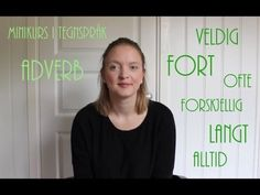 Minikurs i tegnspråk: Adverb ( Adverbs, 50th, Youtube, Youtube Movies