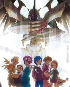 Digimon 02 -Imperialdramon-
