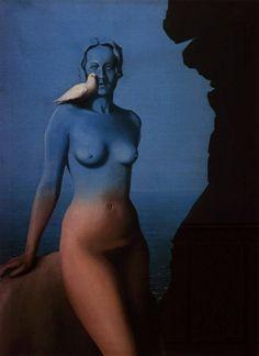 Black Magic, 1934 ~ Rene Magritte