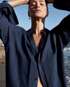 Carolyn Murphy by Thomas Slack for Inprint Magazine May 2018 - Minimal. / Visual.