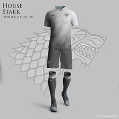 House Stark Concept Kits