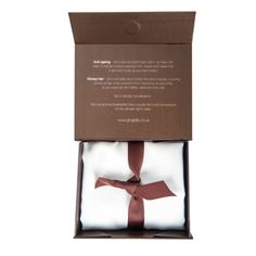 Buy Ivory Gingerlily Beauty Box Mulberry Silk Standard Pillowcase from our Pillowcases range at John Lewis & Partners. Glossy Hair, Shiny Hair, Beauty Magic, Beauty Box, Silk Bedding, Best Gifts For Her, Christmas Gift Guide, Christmas 2015, Mulberry Silk