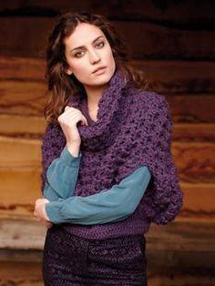 Rowan Free Crochet pattern.