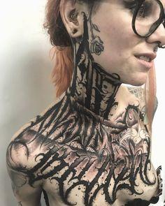 Tattoos And Body Art full body tattoo man Tattoo Girls, Girl Tattoos, Tattoos For Women, Tattoos For Guys, Full Body Tattoo, Body Art Tattoos, Berlin Tattoo, Illustration Tattoo, Forearm Sleeve Tattoos