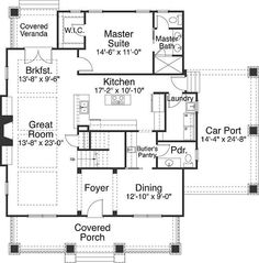 Perfect House Plan # First Floor, Bump Out The Back Master Suite And Bathroom, Also  Making It A Larger Covered Lanai!