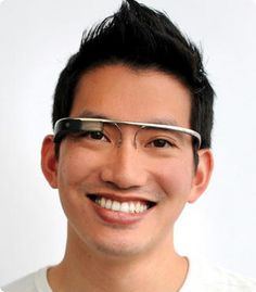 The innovating Google Glass.  Excited for when this becomes more available.