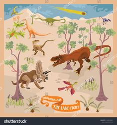Find Dinosaurs Extinction Fantasy Map Sene Ancient stock images in HD and millions of other royalty-free stock photos, illustrations and vectors in the Shutterstock collection. Thousands of new, high-quality pictures added every day. Dinosaurs Extinction, Fantasy Map, Moose Art, Royalty Free Stock Photos, Illustration, Artist, Pictures, Character, Animals